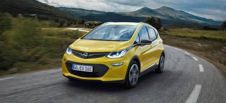 Opel promete autonomia de 400 km para Ampera-e