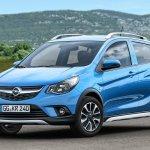 Karl Rocks: Opel mostra versão aventureira do compacto vendido na Europa