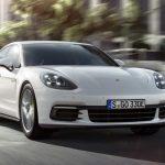 Porsche mostra o novo Panamera 4 E-Hybrid