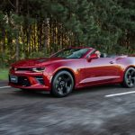 Novo Chevrolet Camaro parte dos R$ 305 mil