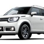 Salão de Paris – Suzuki Ignis tem mecânica híbrida e quer concorrer com o Fiat Panda