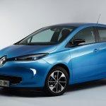 Salão de Paris – Renault Zoe ganha autonomia de até 400 km