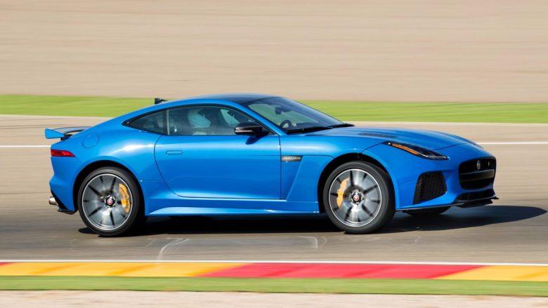 Jaguar F-Type SVR já está à venda por R$ 883.112