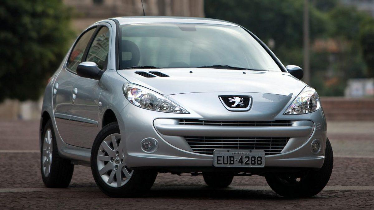 Produção do Peugeot 207 chega ao fim