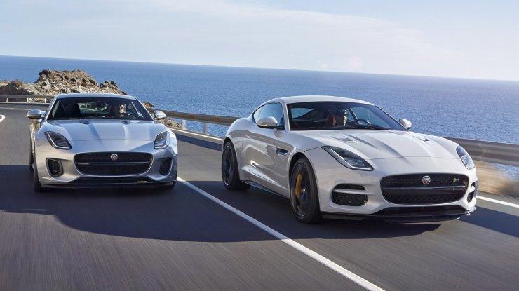 Jaguar F-Type passa por pequenas mudanças no visual