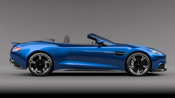 Aston Martin Vanquish S Volante -1