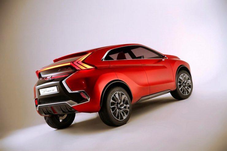 Mitsubishi XR-PHEV II Concept