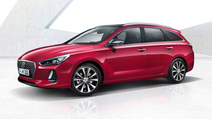 Nova Hyundai i30 Tourer é revelada oficialmente