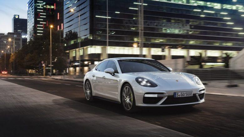 Porsche revela Panamera Turbo S E-Hybrid com V8 biturbo e 680 cv