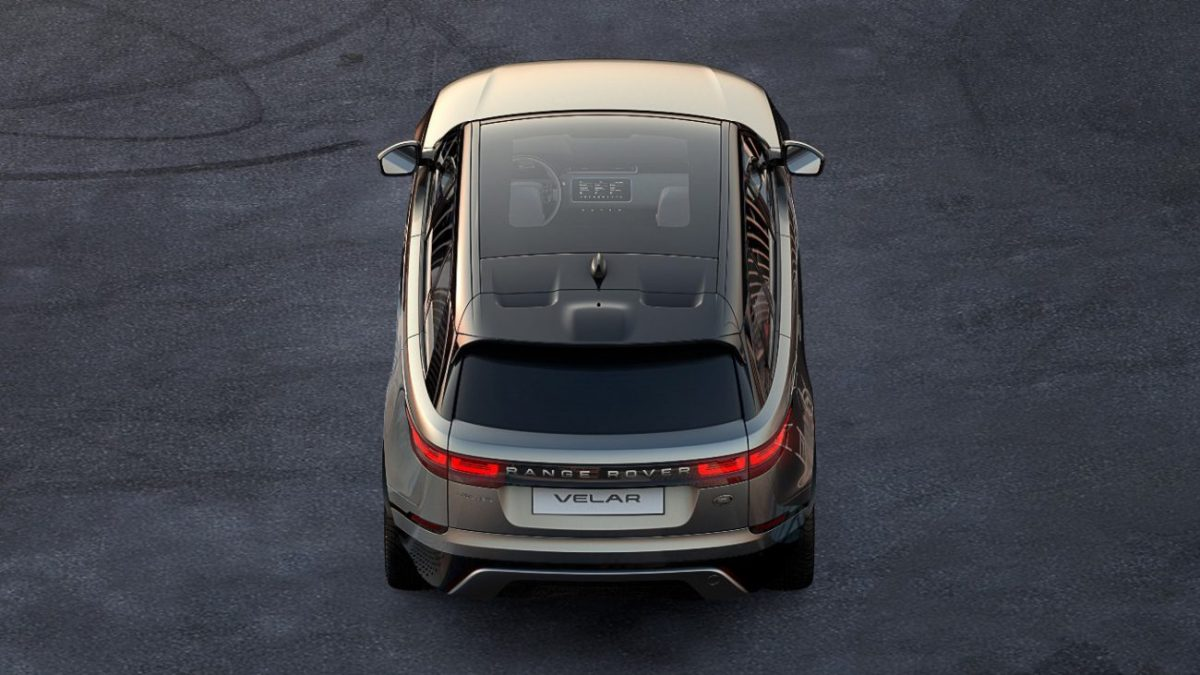 Irmão maior do Evoque, Range Rover Velar tem primeira imagem revelada