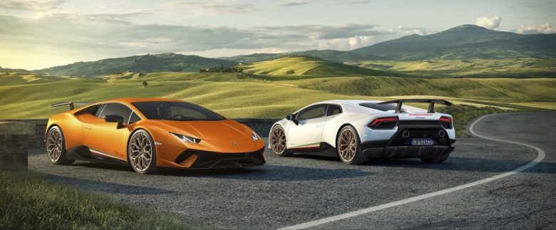 Novo Lamborghini Huracán Performante usa o ar para brilhar nas pistas