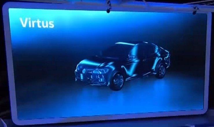 Volkswagen Virtus 2018 2