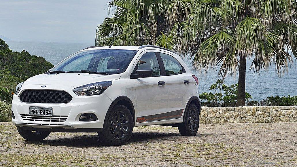 Ford Ka Trail é lançado com preço inicial de R$ 47.690