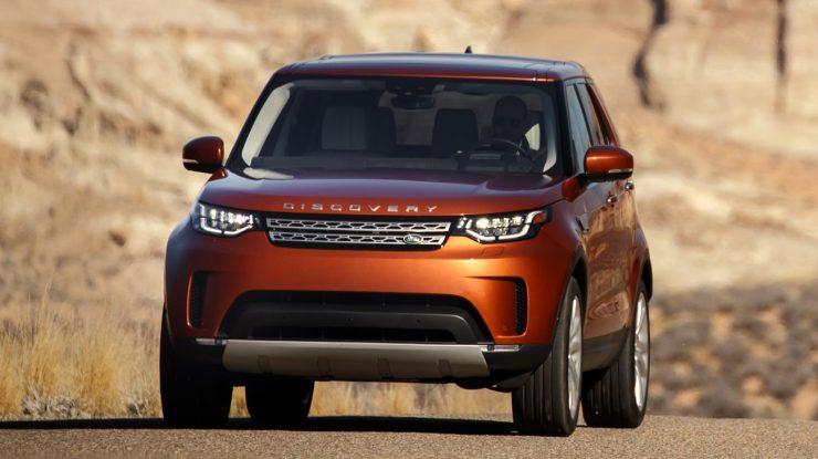 Pré-venda do Land Rover Discovery inicia com preços a partir de R$ 363 mil