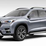 Subaru Ascent Concept antecipa crossover de sete lugares para 2018