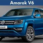 Volkswagen Amarok com motor V6 já pode ser encomendada na Argentina