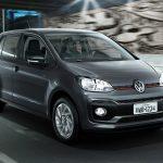 Volkswagen Up! 2018 parte dos R$ 37.990