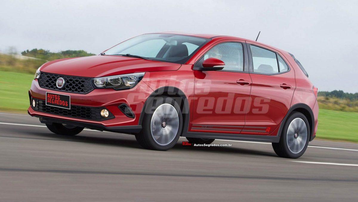 """Fiat Argo é o nome definitivo do """"projeto X6H"""""""