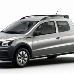 Volkswagen Saveiro 2018 ganha versão Robust com cabine dupla