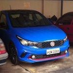 Fiat Argo terá série de lançamento com produção limitada