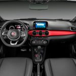 Interior do Fiat Argo HGT 1.8 AT6