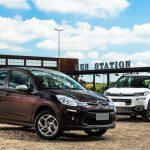 Citroën C3 e Aircross ganham câmbio automático de seis marchas