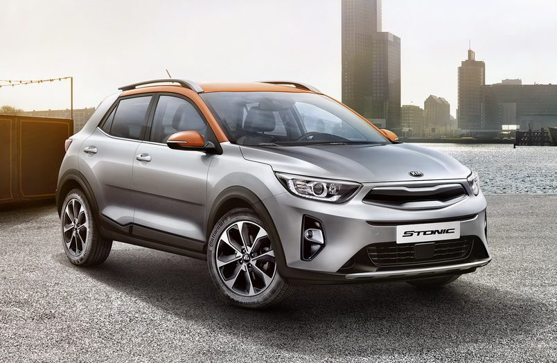Kia revela o Stonic, seu novo SUV compacto