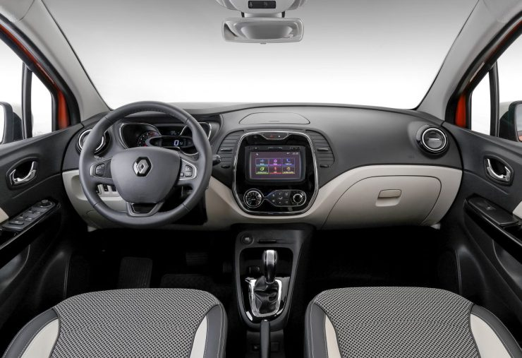 Renault CAPTUR XTRONIC CVT. Foto: Rodolfo Buhrer / La Imagem / Renault