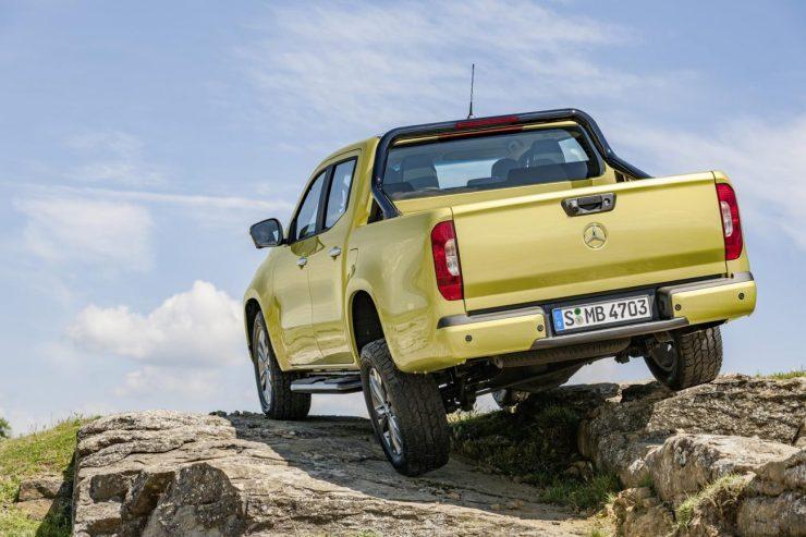 Conjunto de suspensão da Nissan Frontier é moderno, permitindo maior conforto no off-road