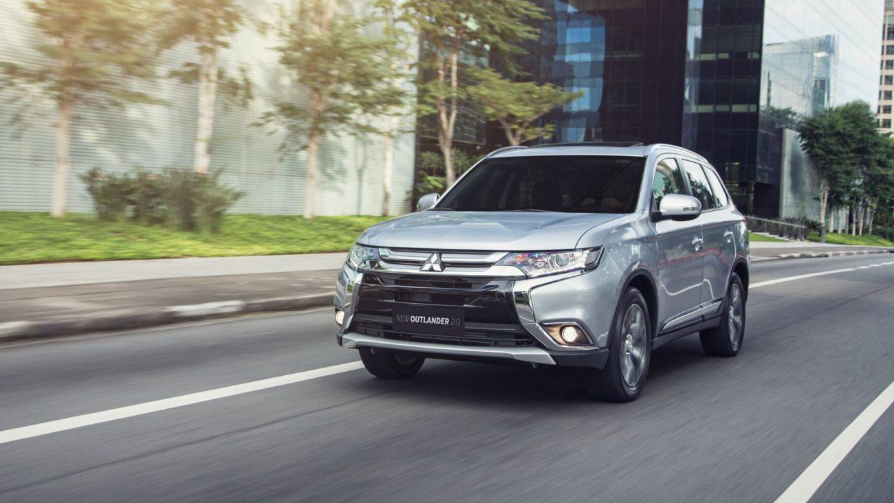 Mitsubishi New Outlander Comfort tem sete lugares e parte de R$ 142.990