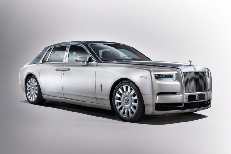 Rolls Royce Phantom 17