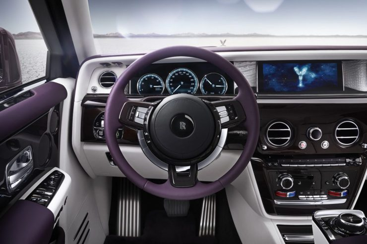 Rolls Royce Phantom 6