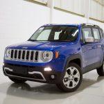 Jeep Renegade 2018 ganha novas versões e modelos a diesel têm preços reduzidos