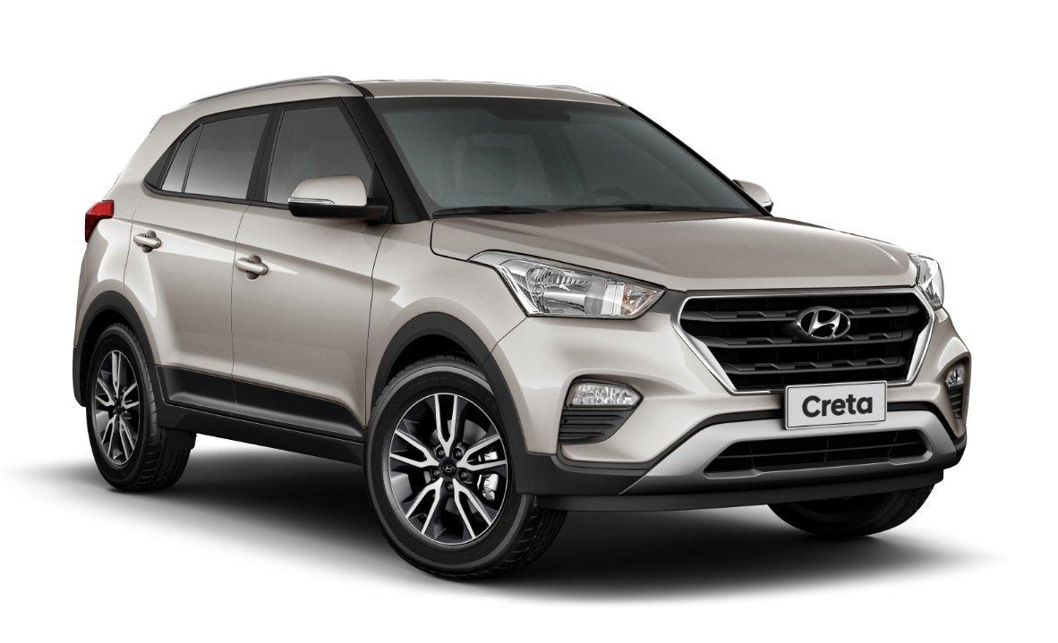 Hyundai Creta 2018 passa a ter motor 2.0 em apenas uma versão
