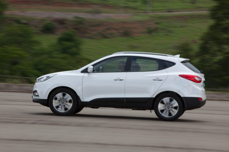 Hyundai ix35 ganha nova central multimídia