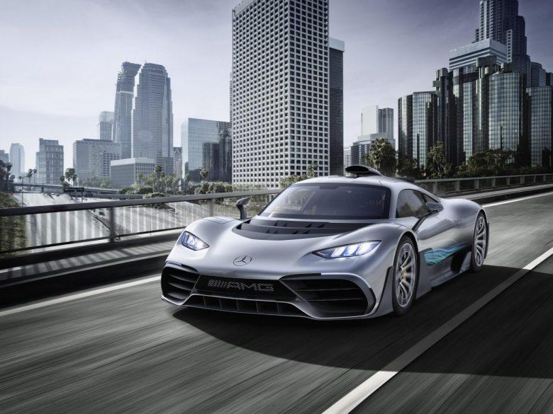 Mercedes lança supercarro com tecnologia de Fórmula 1 para as ruas no Salão de Frankfurt