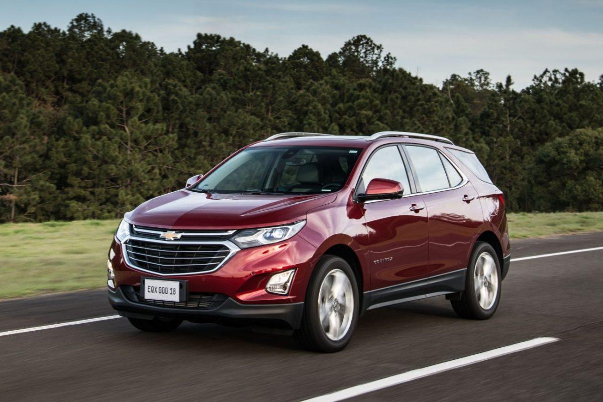 Novo Chevrolet Equinox chega por R$ 149.990