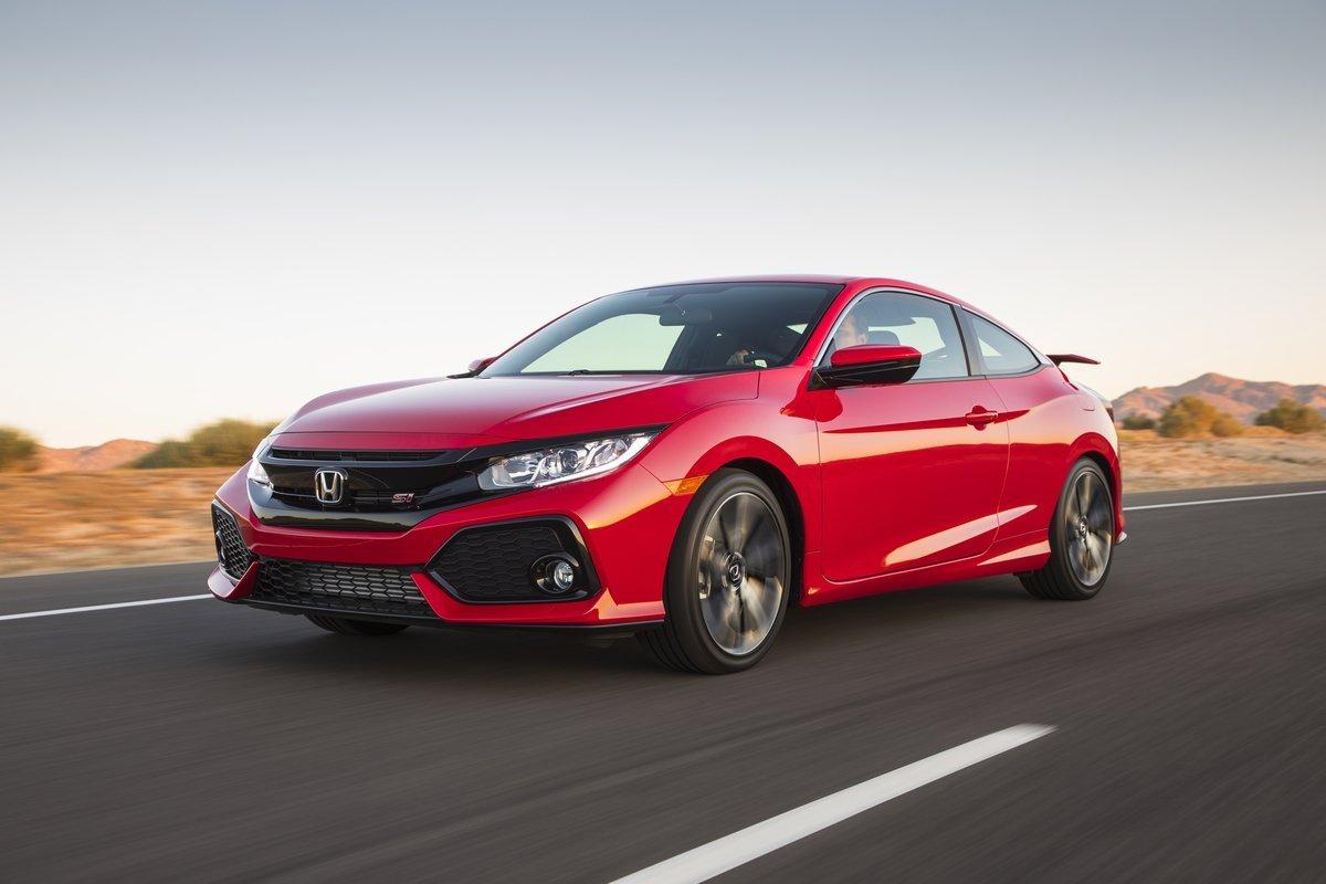 Honda Civic Si confirmado para o Brasil em 2018