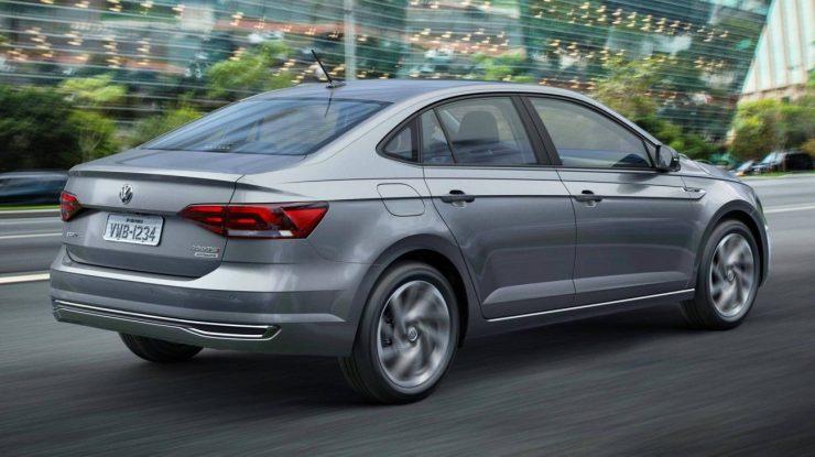 Volkswagen revela o Virtus, o sedã do novo Polo