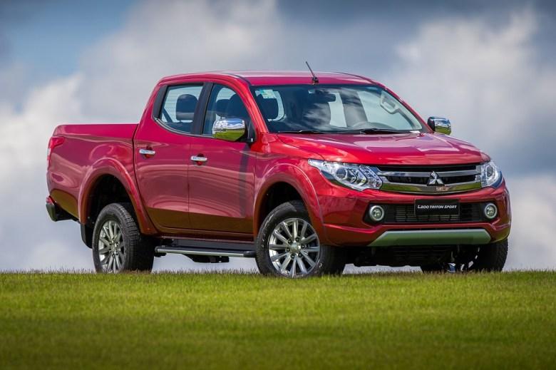 Mitsubishi mexe na linha 2019 da L200 Triton Sport e picape média passa a ter cinco versões