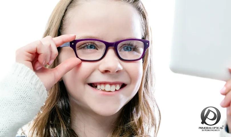 consulta de Optometria Pediátrica