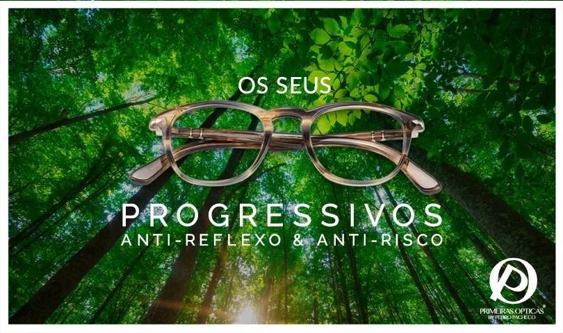 óculos progressivos