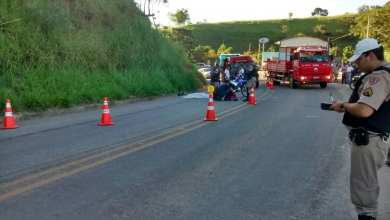 Photo of Viçosense morre na BR 120 entre Ponte Nova e Teixeiras
