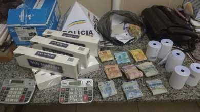 Photo of Polícia estoura jogo do bicho no Centro de Viçosa