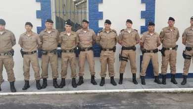 Photo of POLICIAIS MILITARES DE VIÇOSA SÃO HOMENAGEADOS EM JUIZ DE FORA