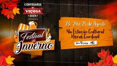 Photo of COMEÇAM AMANHÃ OS SHOWS DO IV FESTIVAL DE INVERNO DE VIÇOSA