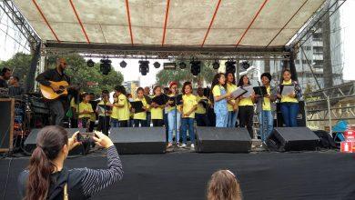 Photo of ALUNOS DO CENTRO EXPERIMENTAL DE ARTES SE APRESENTAM NO IV FESTIVAL DE INVERNO