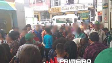 Photo of SUSPEITO DE ESTUPRO É AGREDIDO EM POSTO NO CENTRO DE VIÇOSA