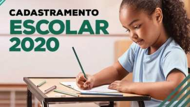 Photo of RESULTADO DO CADASTRO ESCOLAR 2020 SERÁ DIVULGADO NA PRÓXIMA SEGUNDA (02)