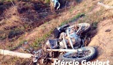 Photo of Grave acidente deixa três feridos na MG 447 entre Guiricema a Visconde do Rio Branco
